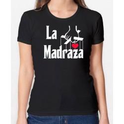 Camiseta estilo Friki La Madraza