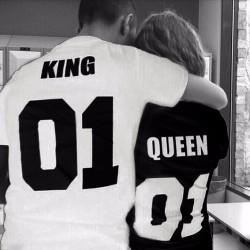 Camiseta KING  (para chico) Personalizar