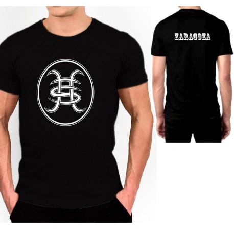 Camiseta Héroes Del Silencio Tour 2007 como la de Bunbury Espalda ZARAGOZA SEVILLA VALENCIA