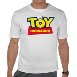 Camiseta  Friki TOY BORRACHO