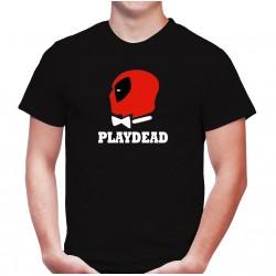 Camiseta DEADPOOL PLAYDEAD ESTILO FRIKI 10€