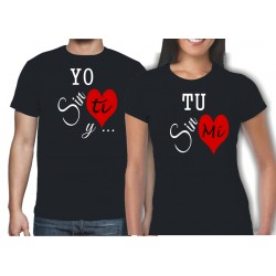Camiseta YO SIN TI (para chico)