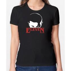 Camiseta STRANGER THINGS ELEVEN DE MUJER 10€