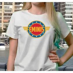 Camiseta chica FEMINISTA  10€ Camiseta Feminist molona de mujer