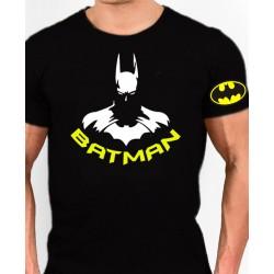 Camiseta negra BATMAN