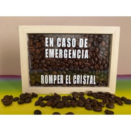 Kit de Emergencias Adicción al café para regalar