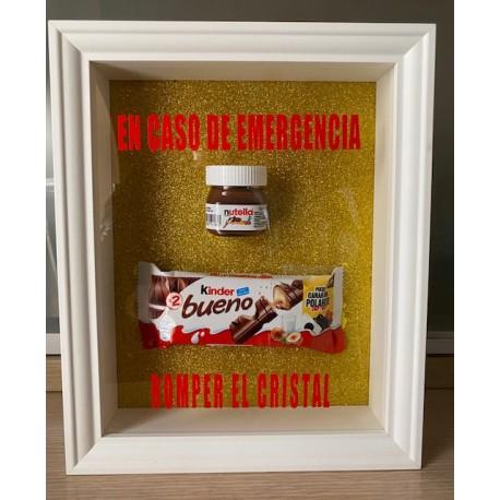 Kit de Emergencias de Nutella y Kinder