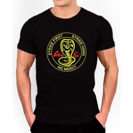 Camiseta Cobra Kai por 10€ UNISEX