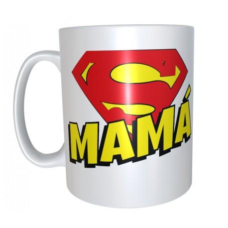 Taza Súper Mamá 7€