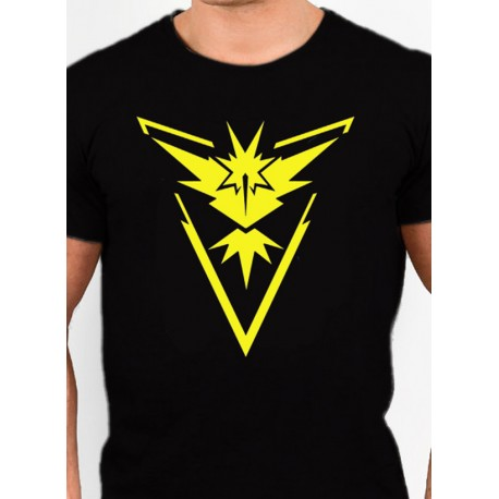 Camiseta Pokemon Go equipo  Instinct