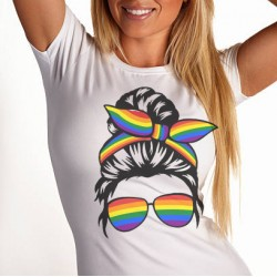 Camiseta LGTB PRIDE mujer