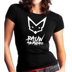 Camiseta Rauw Alejandro logo lobo