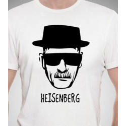 Camiseta de Heisenberg de la serie Breaking Bad